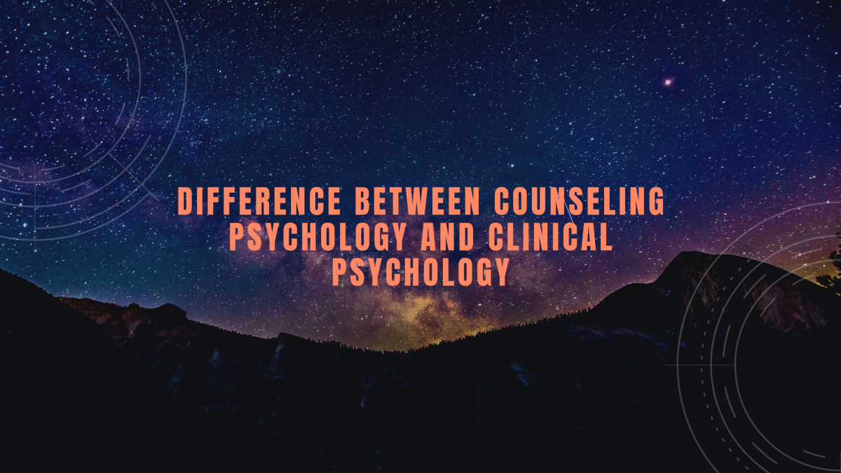 difference between counseling psychology and clinical psychology